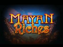 Богатство Майя