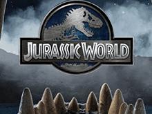 Игровой автомат про динозавров Jurassic World: играть онлайн