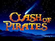 Игровой азартный автомат Clash Of Pirates о морских пиратах